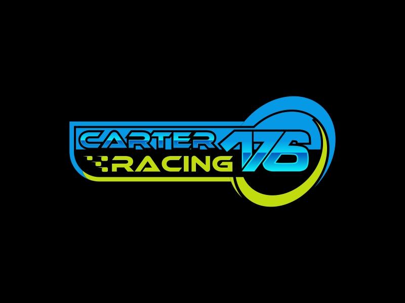 Carter Racing 176 logo design by fastI okay