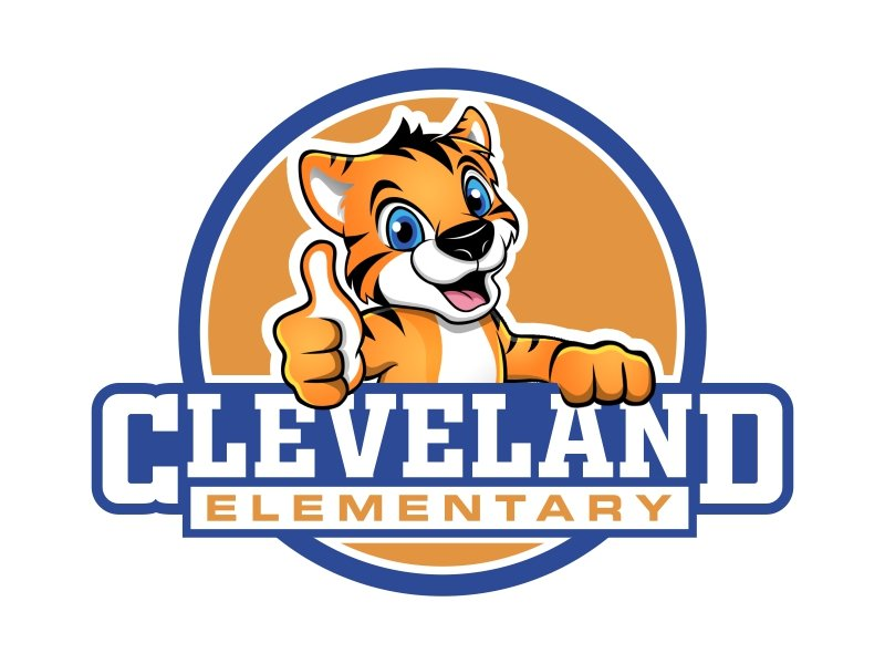 Cleveland Elementary Logo Design