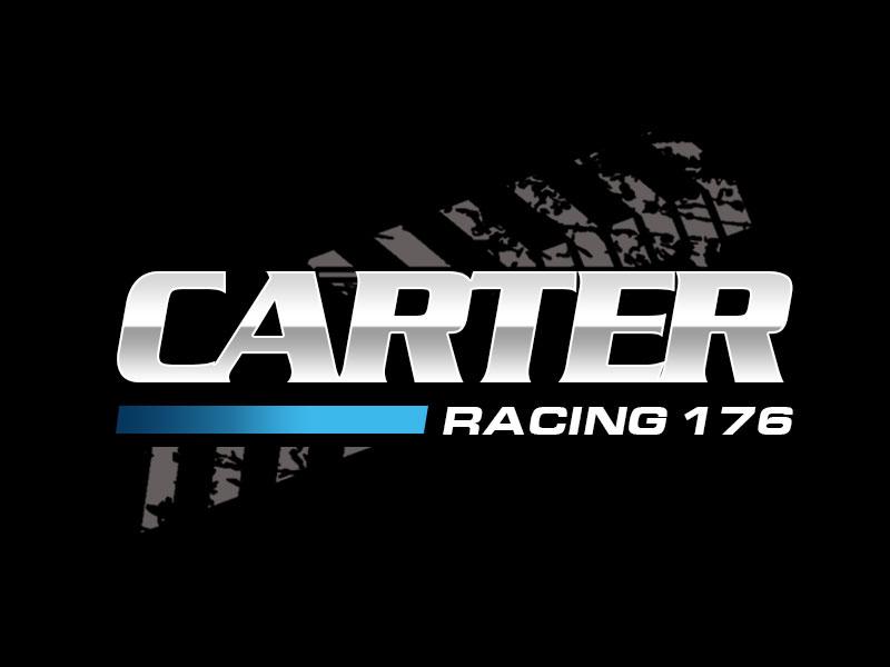 Carter Racing 176 logo design by kunejo