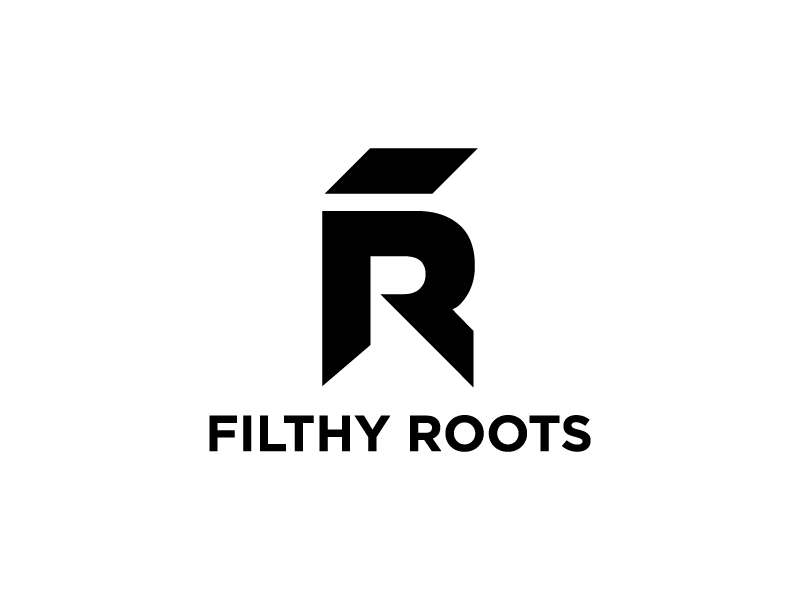 Filthy Roots logo design by jonggol