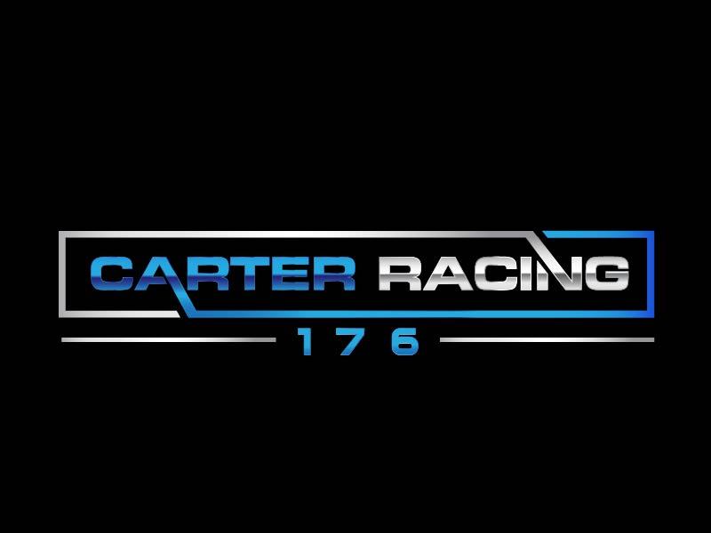 Carter Racing 176 logo design by usef44