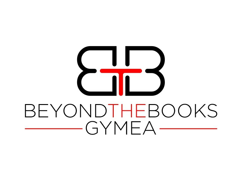 Beyond the Books Gymea Logo Design