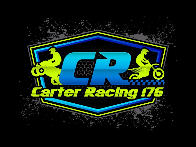 Carter Racing 176 logo design by Kirito