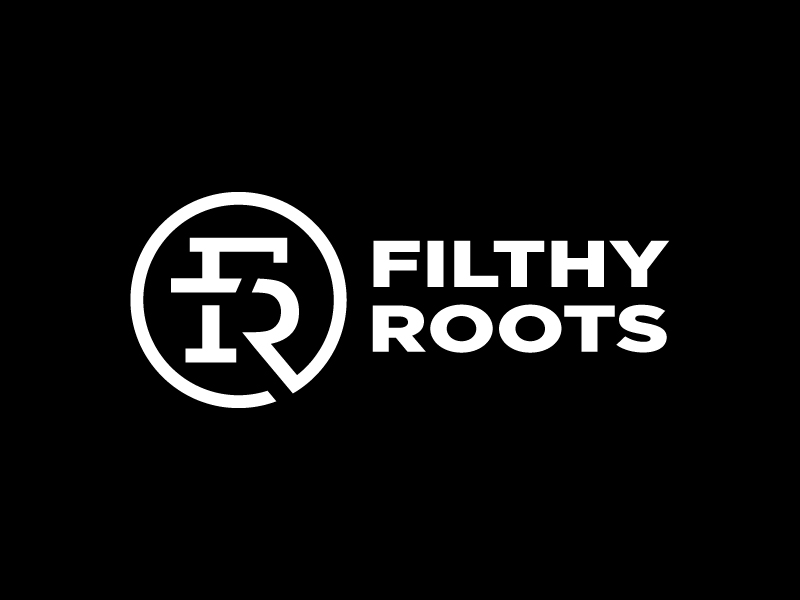 Filthy Roots logo design by sanworks