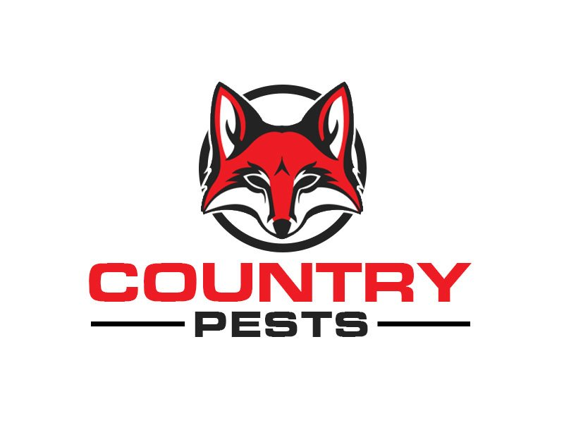 Country Pests logo design by kunejo