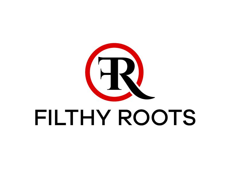 Filthy Roots logo design by karjen