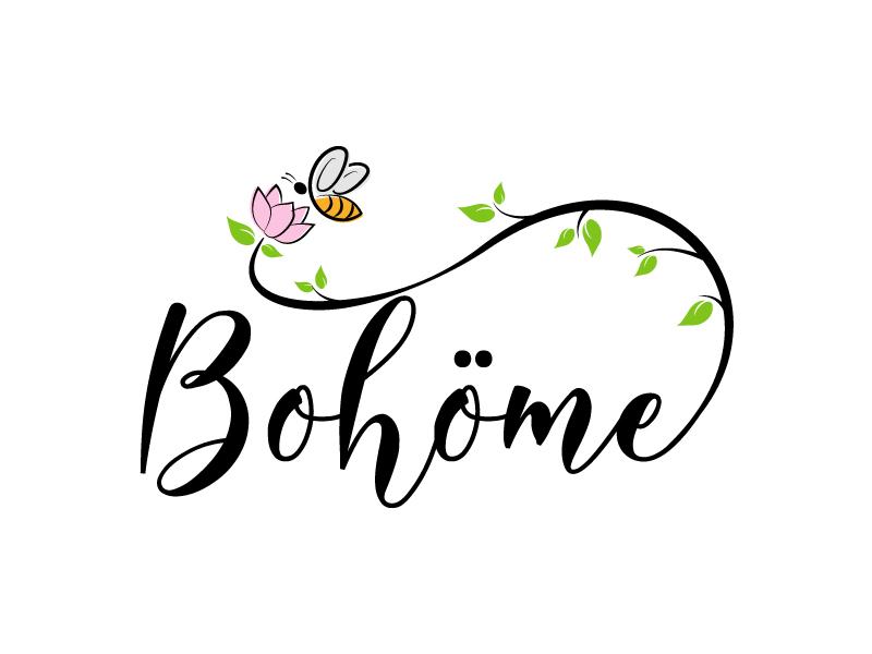Bohöme logo design by Kirito