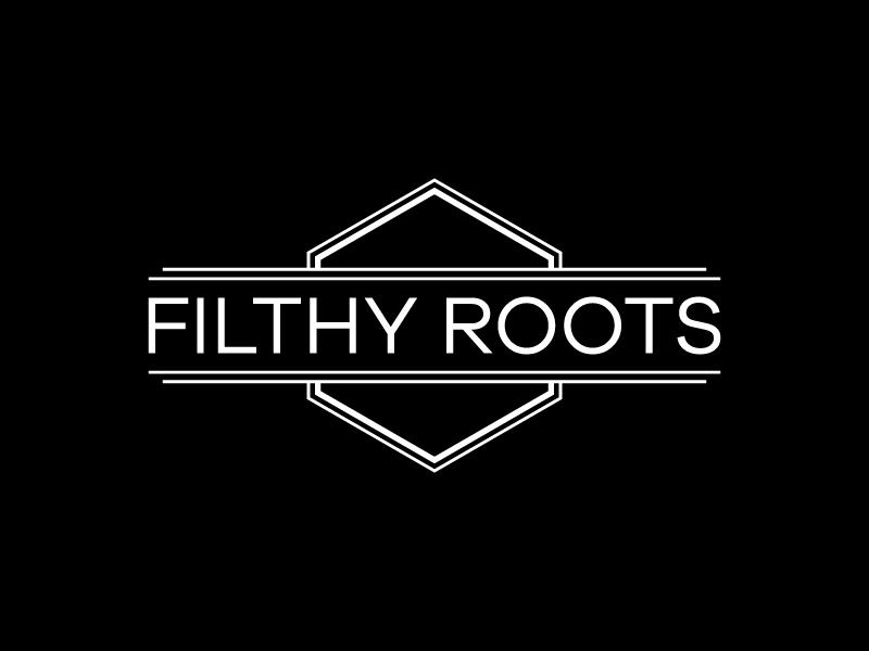 Filthy Roots logo design by Kirito