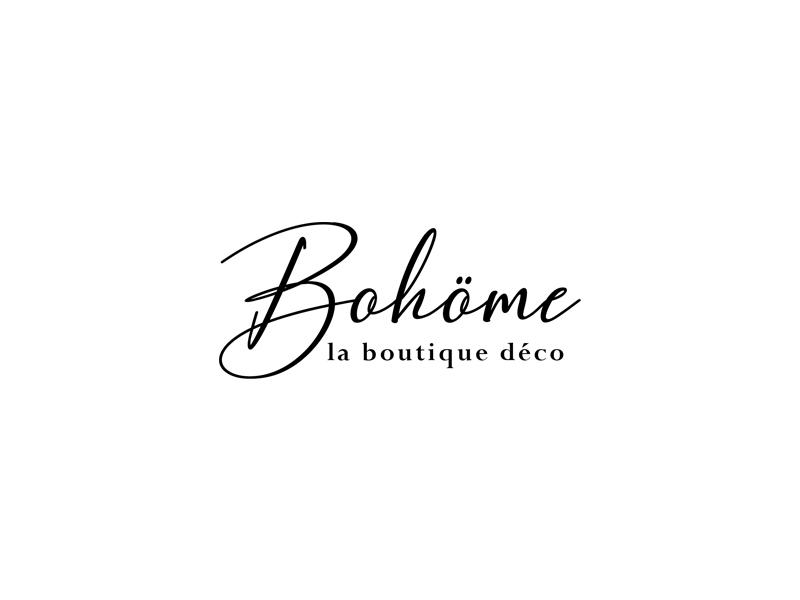 Bohöme logo design by ingepro