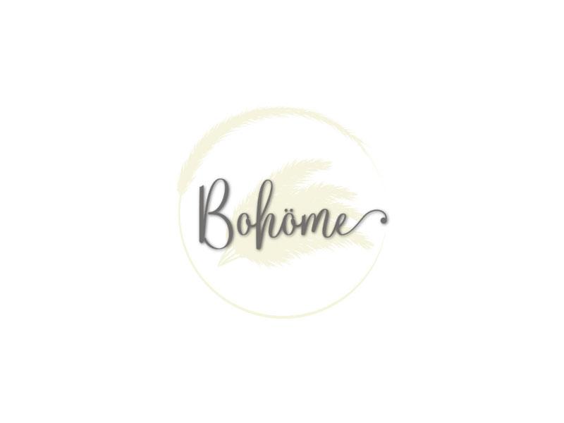 Bohöme logo design by nona
