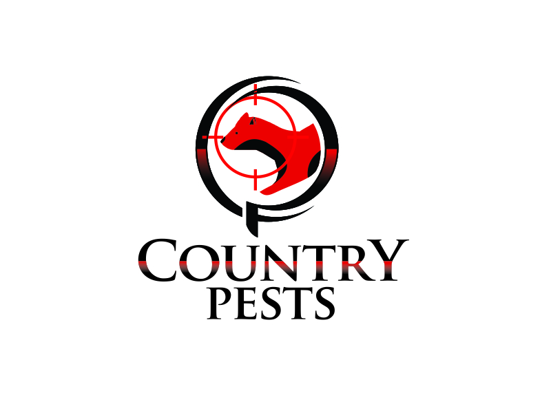 Country Pests logo design by TMOX
