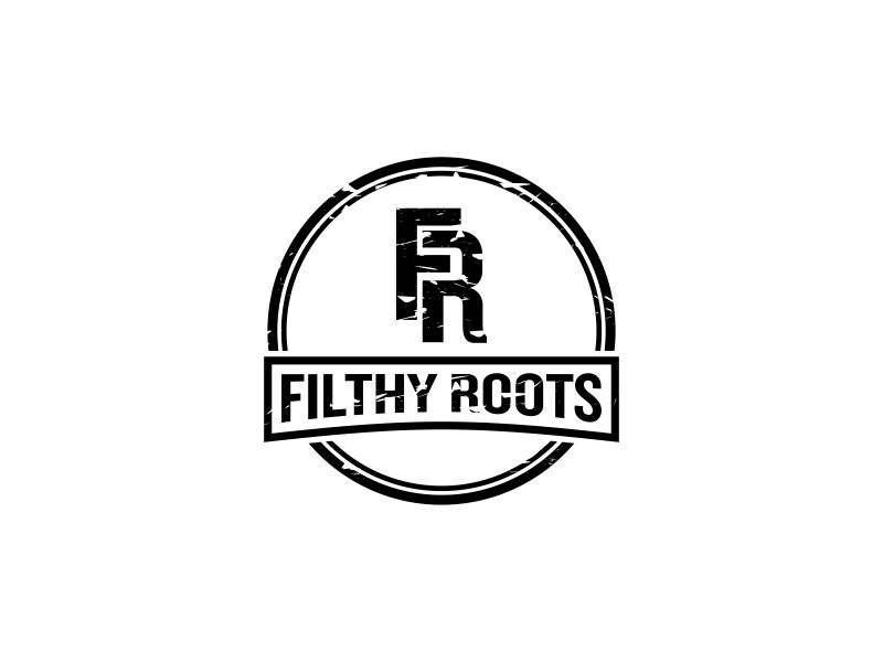 Filthy Roots logo design by Gedibal