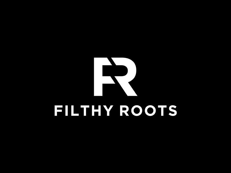 Filthy Roots logo design by ndaru