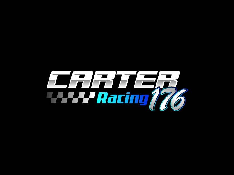 Carter Racing 176 logo design by axel182