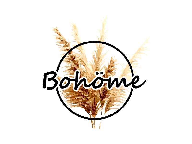 Bohöme logo design by stark