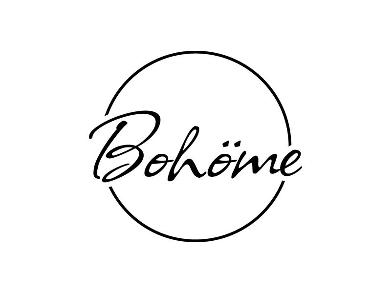 Bohöme logo design by planoLOGO