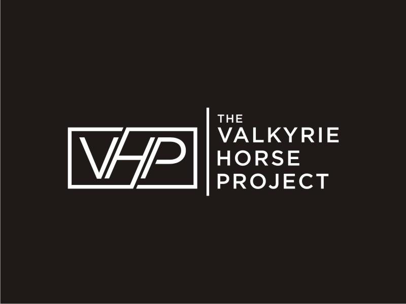 The Valkyrie Horse Project logo design by Arto moro