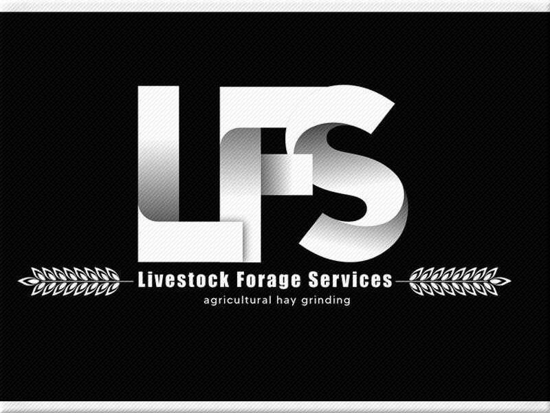LFS logo design by redvfx