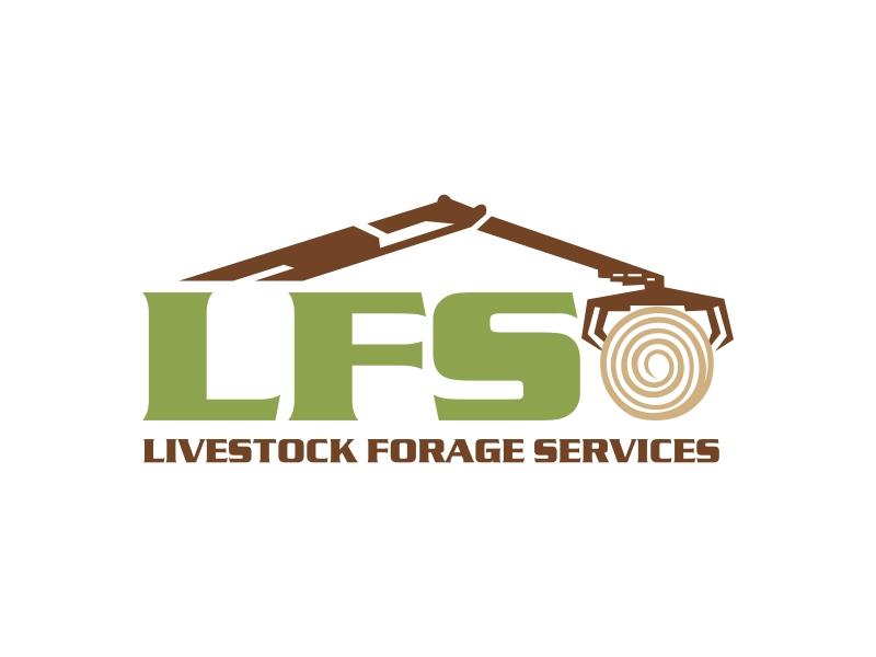 LFS logo design by GassPoll