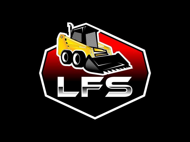 LFS logo design by savana