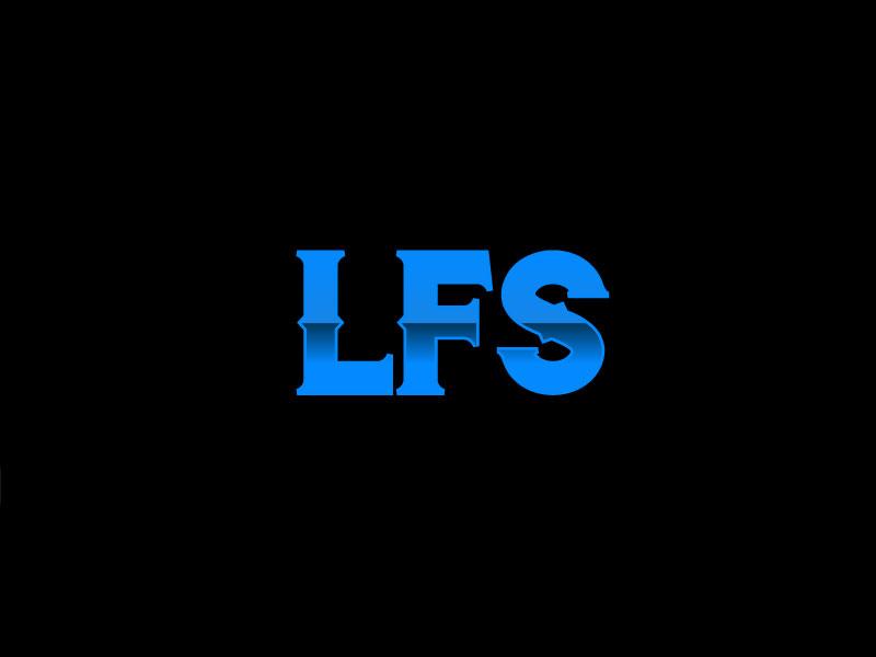 LFS logo design by aryamaity