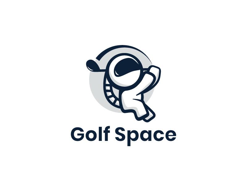 Golf Space logo design by Dawn