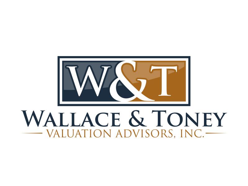 Wallace & Toney Valuation Advisors, Inc. Logo Design