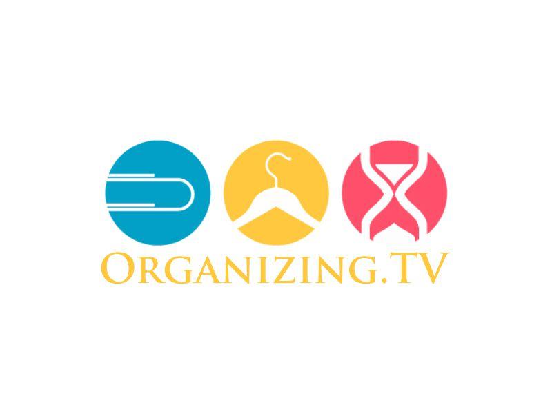 Organizing.TV logo design by Gwerth