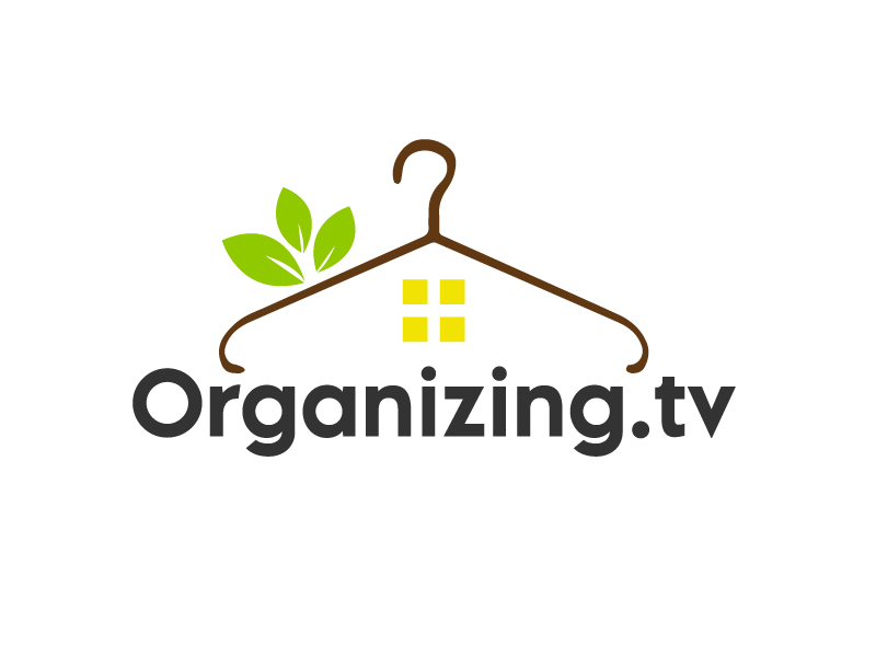 Organizing.TV logo design by Marianne