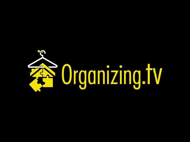 Organizing.TV logo design by pilKB