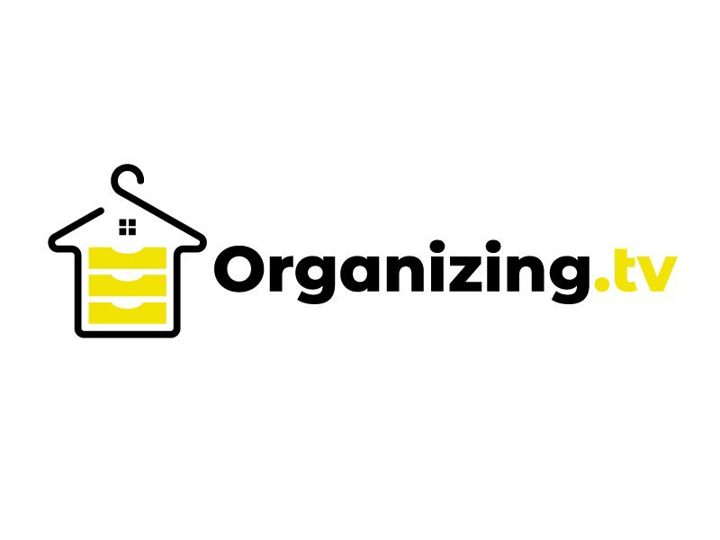 Organizing.TV logo design by PRN123