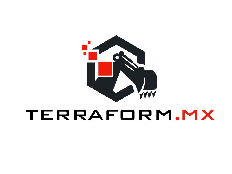 terraform.mx logo design by logy_d