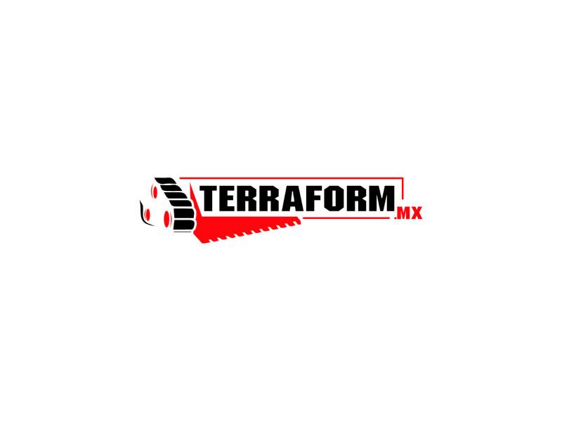terraform.mx logo design by nona