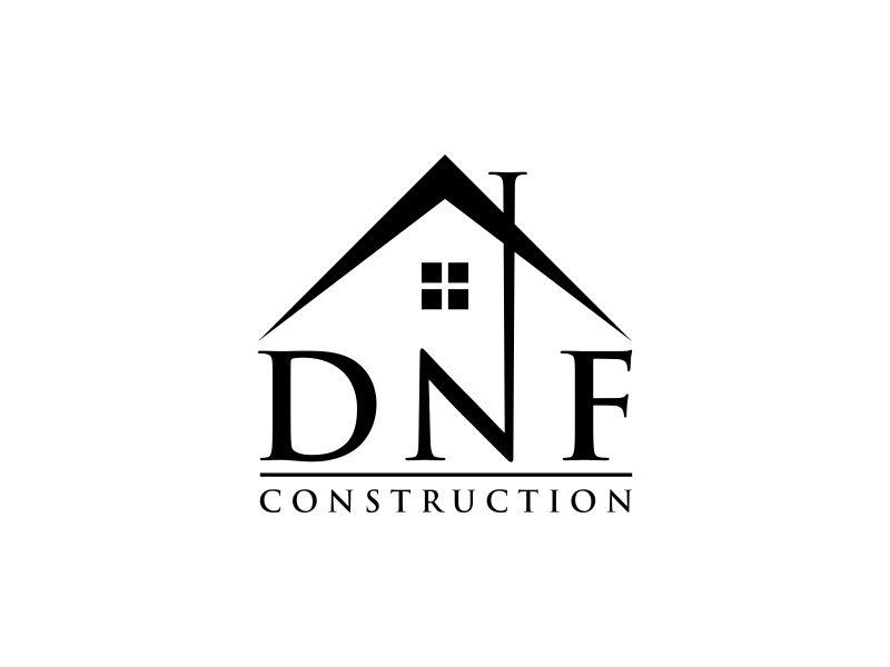 DNF CONSTRUCTION logo design by hoqi