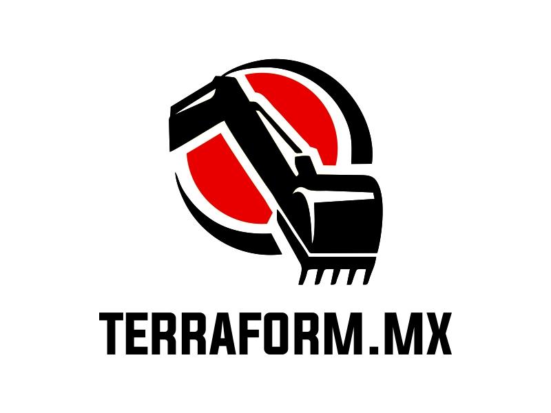 terraform.mx logo design by JessicaLopes
