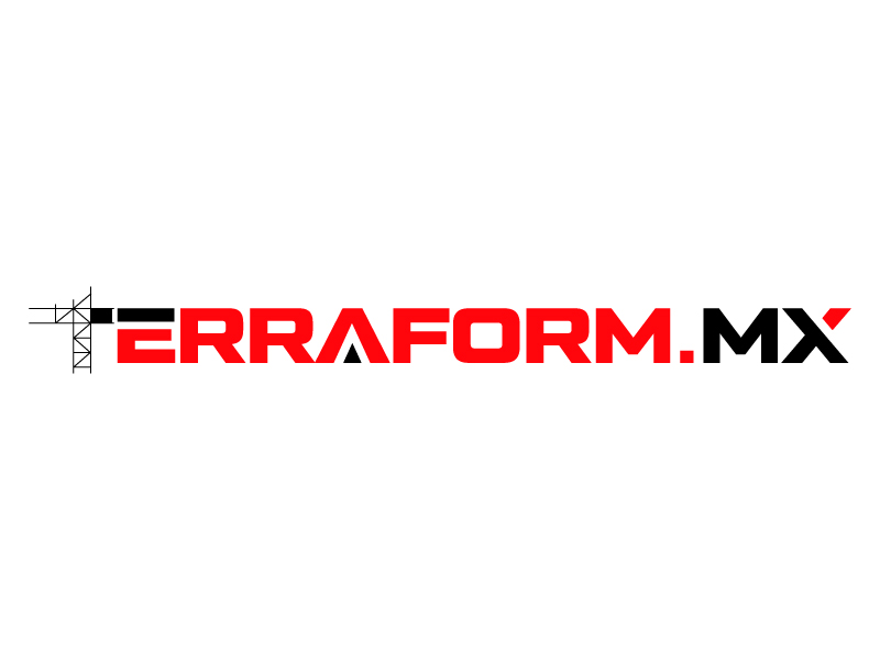 terraform.mx logo design by Erasedink