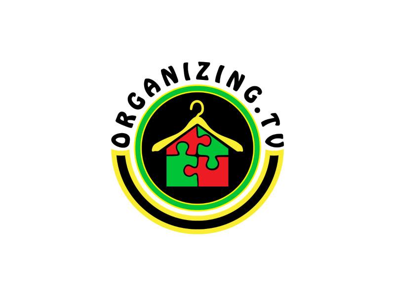 Organizing.TV logo design by nona
