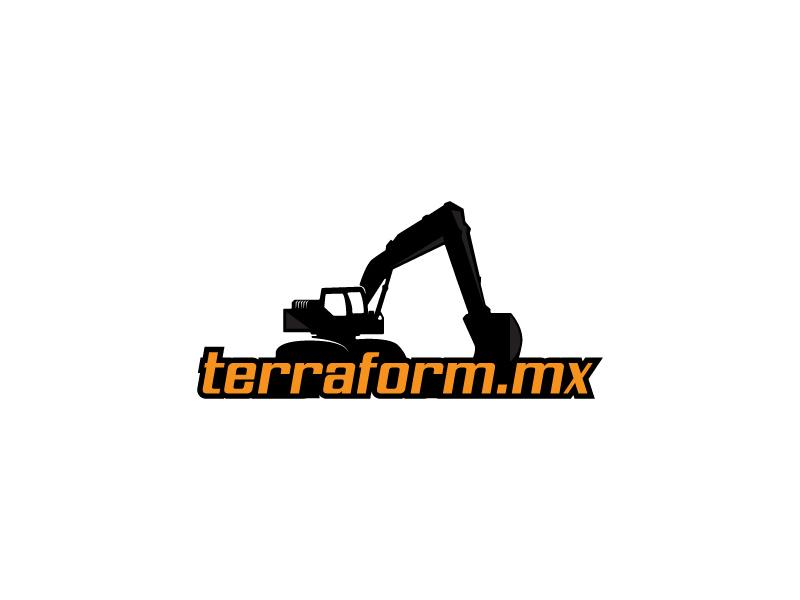 terraform.mx logo design by Donadell