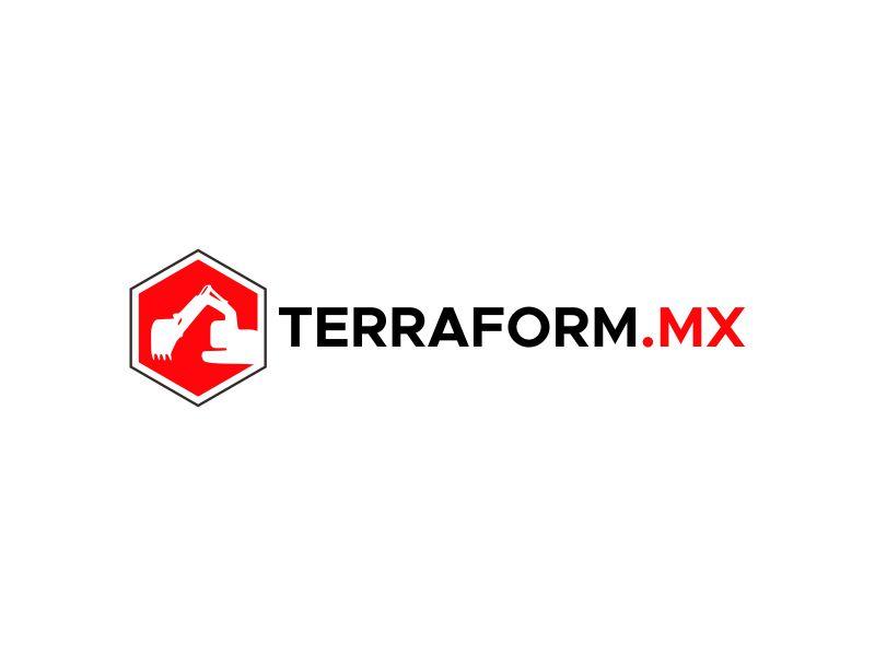 terraform.mx logo design by kopipanas