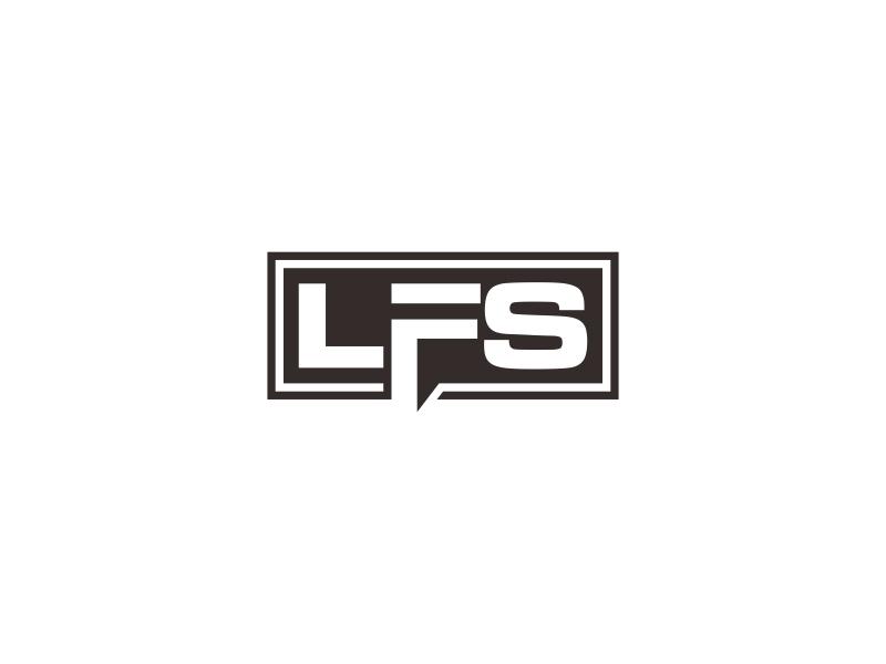 LFS logo design by asani