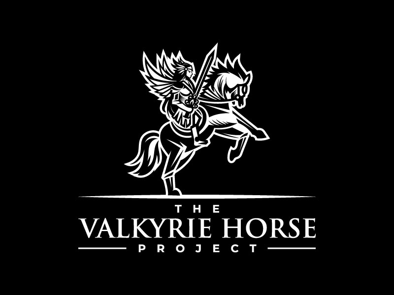 The Valkyrie Horse Project logo design by iamjason