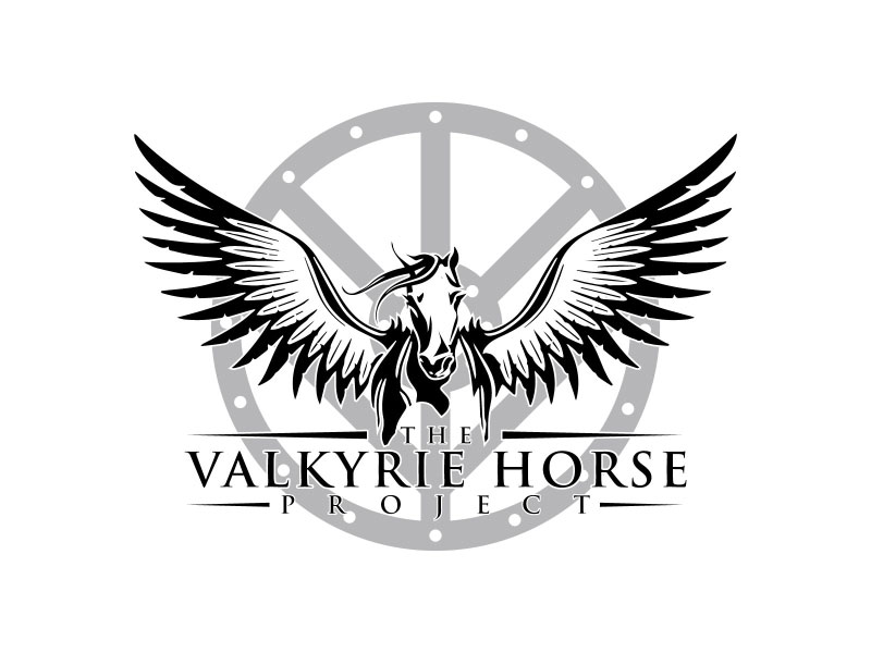 The Valkyrie Horse Project logo design by nona