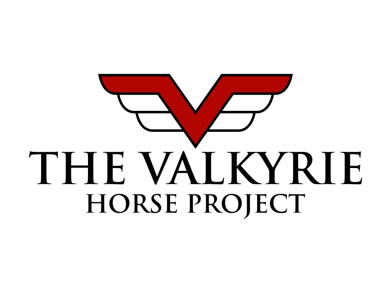 The Valkyrie Horse Project logo design by Kruger