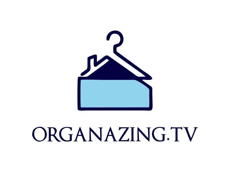 Organizing.TV logo design by JessicaLopes