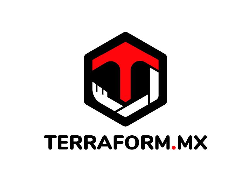 terraform.mx logo design by Dawn