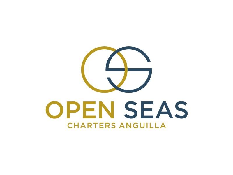 OPEN SEAS CHARTERS ANGUILLA logo design by sheila valencia