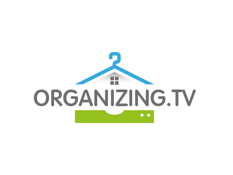 Organizing.TV logo design by il-in