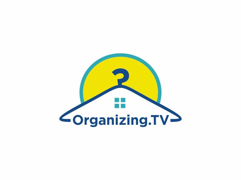 Organizing.TV logo design by Greenlight