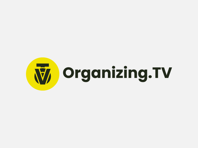 Organizing.TV logo design by Dimas Râhmat
