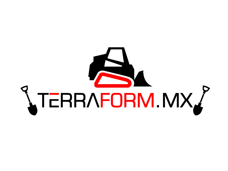 terraform.mx logo design by jaize